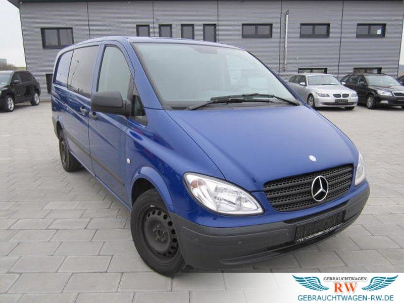 mercedes benz vito 120 cdi dpf gebraucht kaufen in zimmern ob rottweil preis 6990 eur int nr. Black Bedroom Furniture Sets. Home Design Ideas